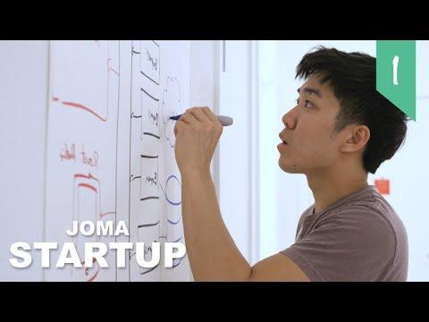 STARTUP EP 01 | Ex Facebook Engineer Starts His First Startup Vlog