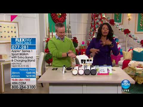 HSN | Electronic Gift Connection featuring Apple 11.19.2017 - 02 AM