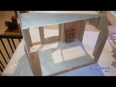 Five Best Tips For Wooden Dollhouse Kit Model Making Success Plus More