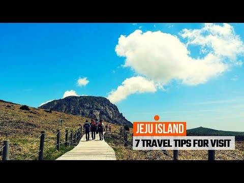 JEJU ISLAND Travel Tips, 7 Tips For Vacation that you must know !!!