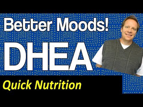 DHEA Benefits for Men and Women: The DHEA Hormone Really Helps with Anti-Aging!