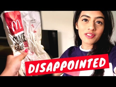 Disappointed With McDonald's, Taco Bell & Wok Express   #DhwanisDiary
