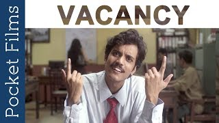 Hindi Comedy Short Film Vacancy This interview might become