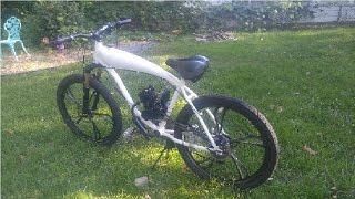 Motorized Fito Modena GT-2 7-speed with SBP shift kit n dirt