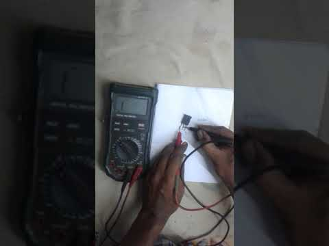 How to check mosfet in tamil