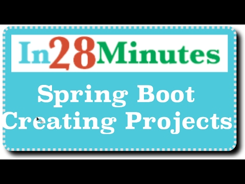 Creating Spring Boot Projects With Maven And Eclipse