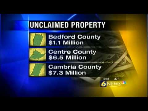 State looking for owners of unclaimed property