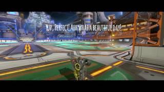Rocket League Best Save Ever!