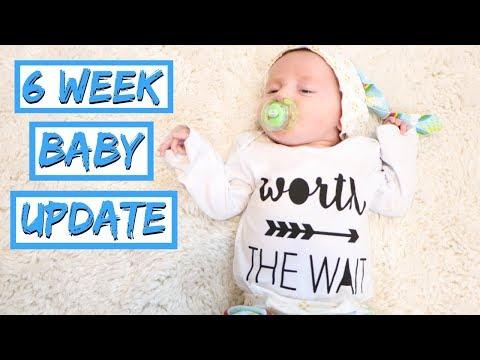 Milk Allergy + Kidney Problems || 6 WEEK BABY UPDATE