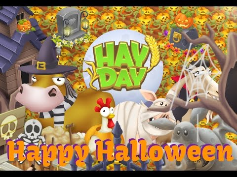 Hay Day Live - with R3DKNIGHT - Lets Change Seasons