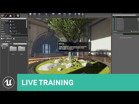 Download Welcome to UE4 1 | Live Training | Unreal Engine