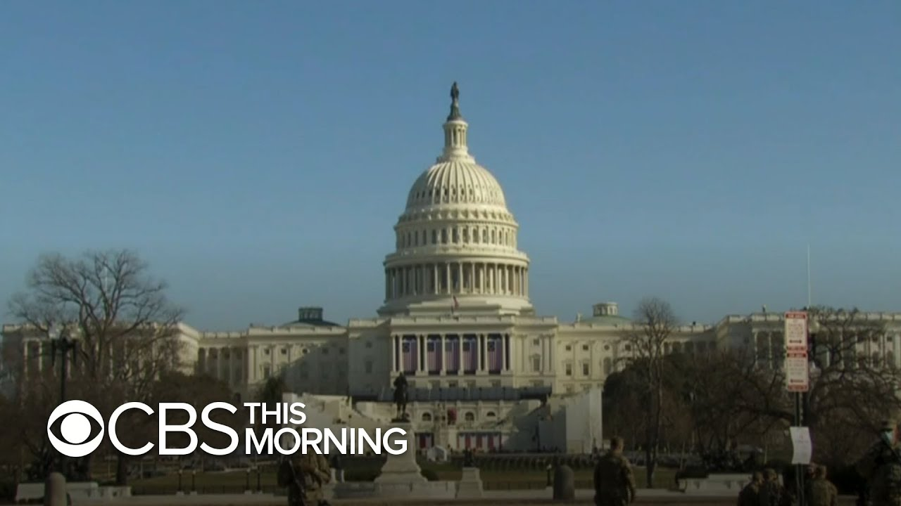 Analysis of possible threats, security being put in place ahead of Inauguration