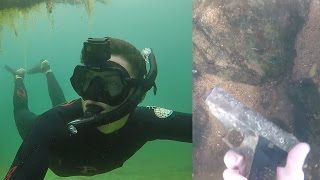 Diver Uncovers CRAZY OBJECTS in River | What