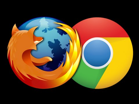 Firefox vs. Chrome and a New Microphone