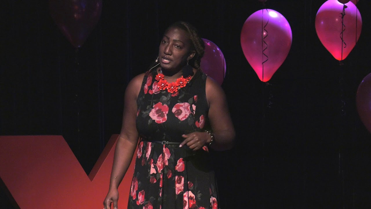 How to Go Beyond Diversity and Inclusion to Community and Belonging | E'Ula Green | TEDxOU