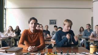 Sketch leraar Duits in Rundfunk