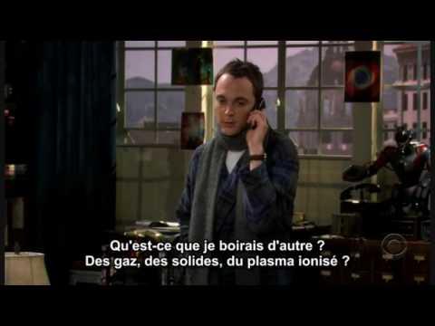 The Big Bang Theory - Leonard I'm sick ! (HD)