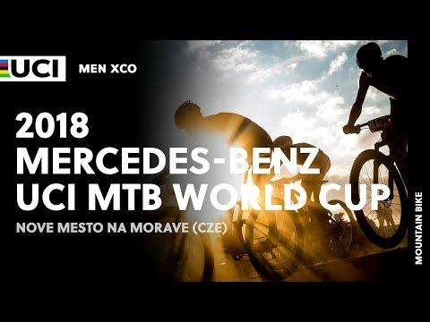 2018 Mercedes-Benz UCI Mountain bike World Cup - Nove Mesto na Morave (CZE) / Men XCO