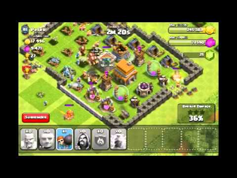 (5000 Views) Clash of Clans Road to Champions Episode 1