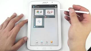 Samsung Galaxy Note 10 1 completo análisis en español Videos