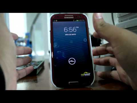 Jelly Bean Lock screen-Lock screen Android 4.2- Android