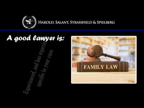Characteristics of a Good Family Law Attorney