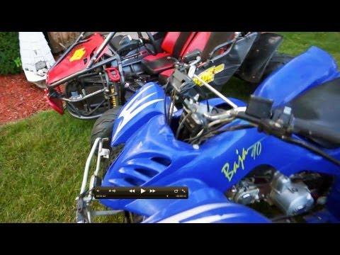 Top Speed Baja 90 ATV (1080p)
