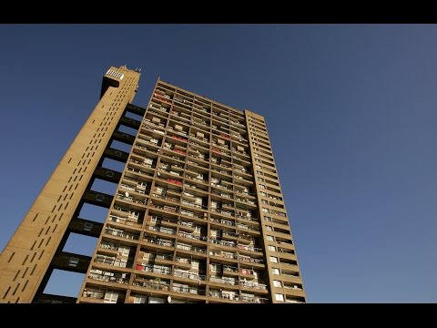Streets in the Sky - Trellick Tower on ITV