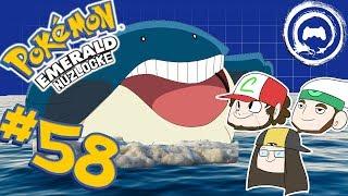 Pokemon Emerald NUZLOCKE Part 58 | TFS Plays