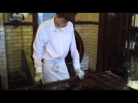 Beamish - making sweets