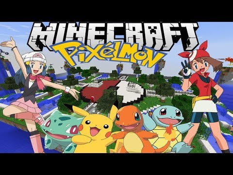 Cracked Minecraft Pixelmon Server 1.10.2 Pixelmon 5.1.2 - Pikadex