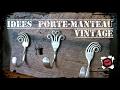 60 porte manteau vintage DIY