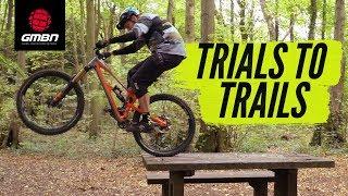 Download Trials Skills To Improve Your Trail Riding   MTB Skills Video