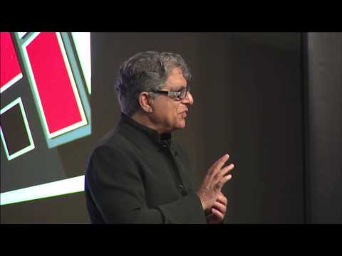 Reinventing the body   Deepak Chopra   TEDxTimesSquare
