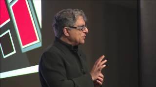 Reinventing the body | Deepak Chopra | TEDxTimesSquare