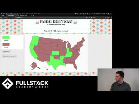 Stackathon Presentation: Know Your Election