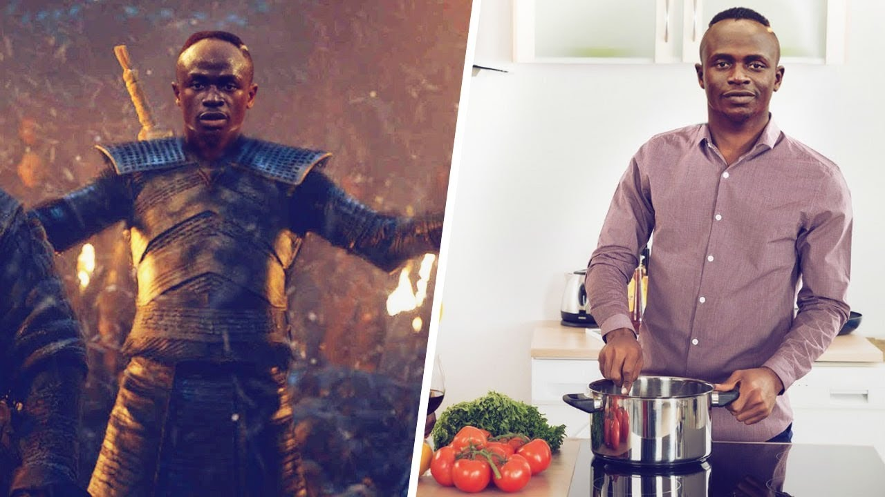 8 things you didn't know about Sadio Mané   Oh My Goal