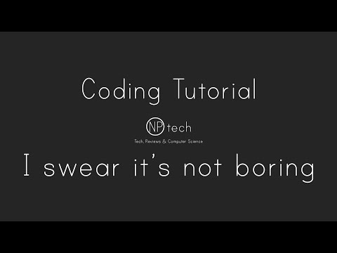 Python Coding tutorial - Don't be scared of code! Step by step walkthrough