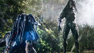 THE PREDATOR All Movie Clips + Trailer (2018)