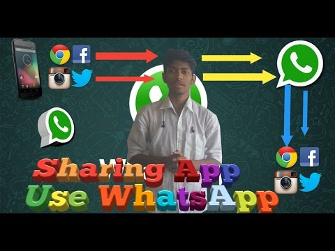 how to sahare apps and games on whatsapp | send app and game on whatsapp | latest tricks