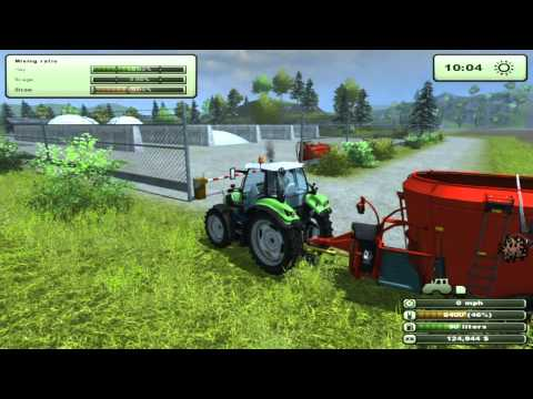 Farming Simulator 2013 Basics Episode 8