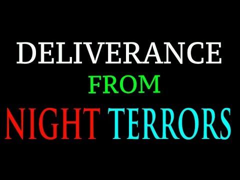 PRAYER AGAINST NIGHT TERRORS, INSOMNIA, SLEEP PARALYSIS, NIGHTMARES, PARANORMAL ACTIVITIES