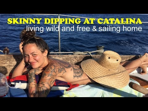 Xxx Mp4 Skinny Dipping At Catalina Island Amp Sailing Home To Los Angeles 3gp Sex