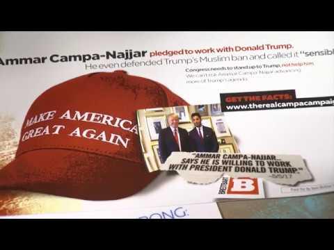 #ShowUsYourMailers: Josh Butner Mailer Misleads On Campa-Najjar's Immigration Stand