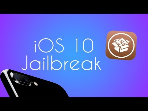iOS 10.1 Jailbreak iPhone 7 (Demo/Proof)