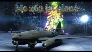 War Wings Me 262 jet plane. Tier8 balance destroyer