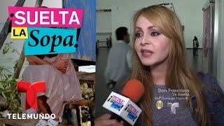 Suelta La Sopa | Gaby Spanic se ríe de las críticas a sus videos de maquillaje | Entretenimiento