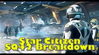 Star Citizen | Squadron 42 Gameplay Demo Breakdown (what you may have missed)