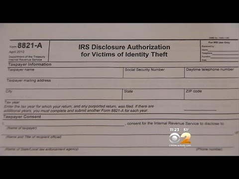 Scammers Stealing Tax Refunds Using Lifted Social Security Numbers