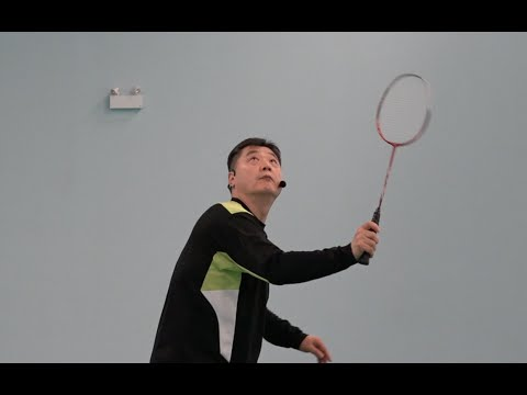 Badminton-Backhand Clear: The Most Powerfull Hitting Skill